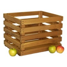 Stained Apple Crates (4)