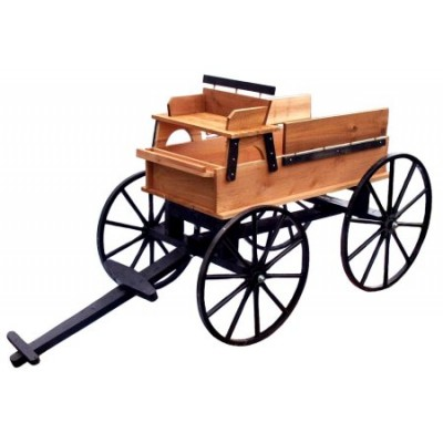 Hitch Wagon - Cedar