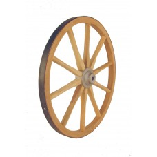 Light Aluminum Hub Wheel - 18""