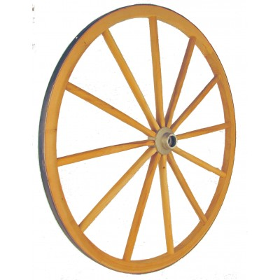 Heavy Aluminum Hub Wheel - 28""