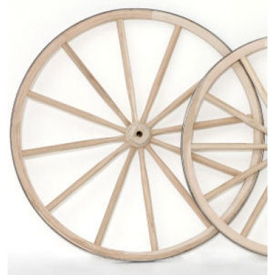 Regular Wood Hub Wheel - 32""